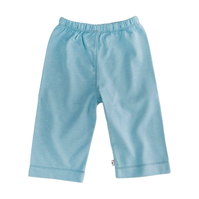 Babysoy Unisex Slip On Pant Ocean Celana Tidur Bayi