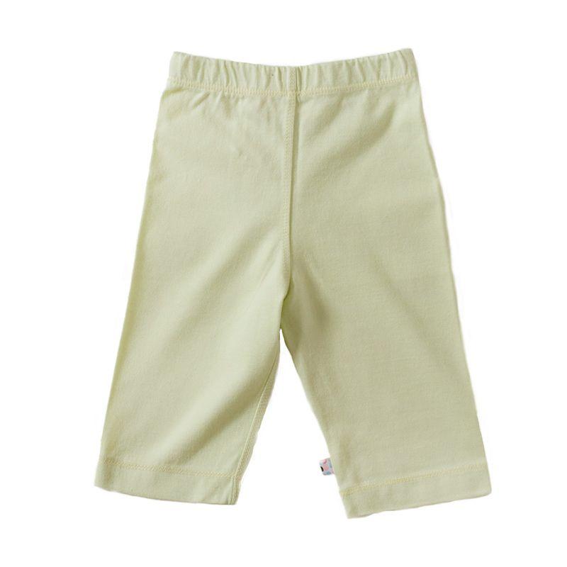 Babysoy Unisex Slip On Pant Tea Celana Tidur Bayi