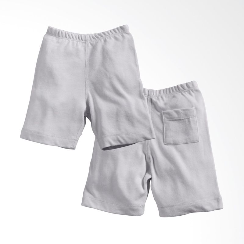 Babysoy Unisex Soy Soft Shorts Cloud Celana Tidur Bayi