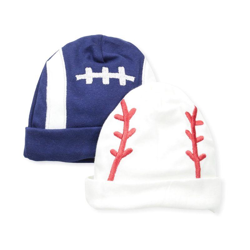 Gerber Novelty Caps Baseball Topi Bayi [2 Pack]