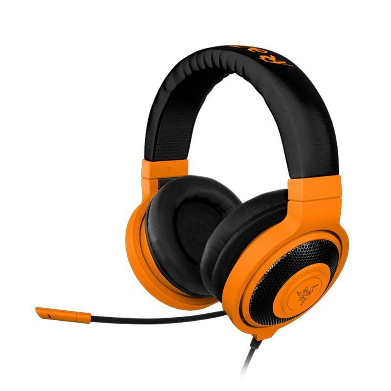 Razer Headset Kraken Pro Neon Orange