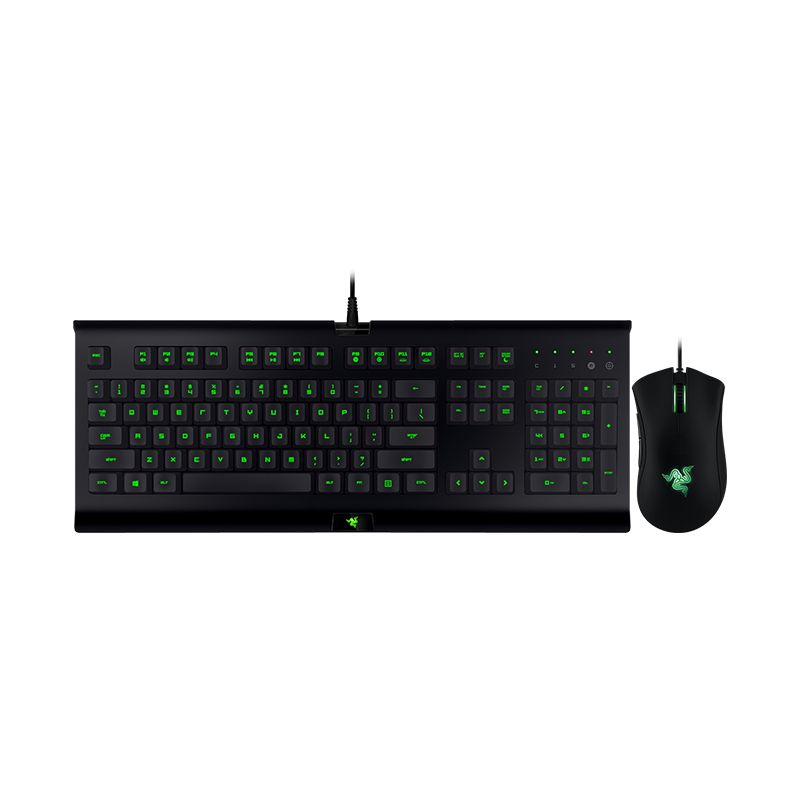 Razer Keyboard Cynosa Pro Bundle Deathadder 2000 Gaming Keyboard
