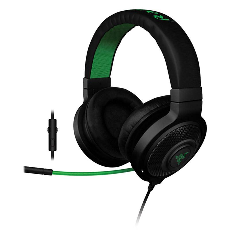 harga Razer Kraken Pro 2015 Gaming Headset - Black Blibli.com