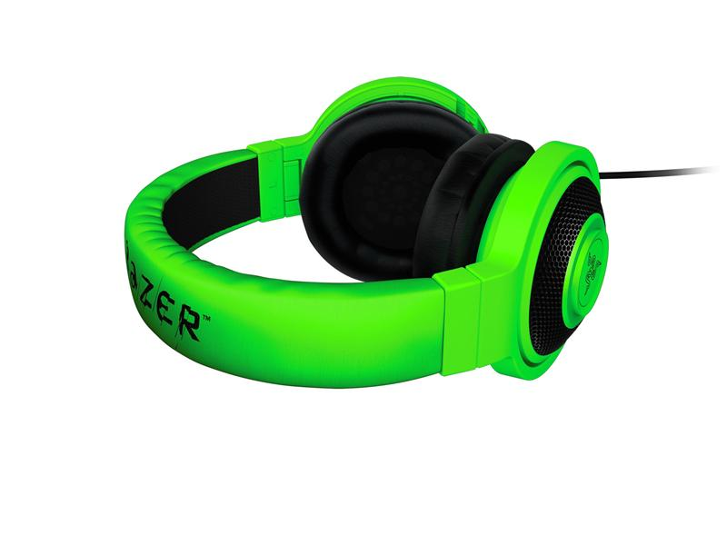 Razer Kraken Pro 2015 Green Gaming Headset