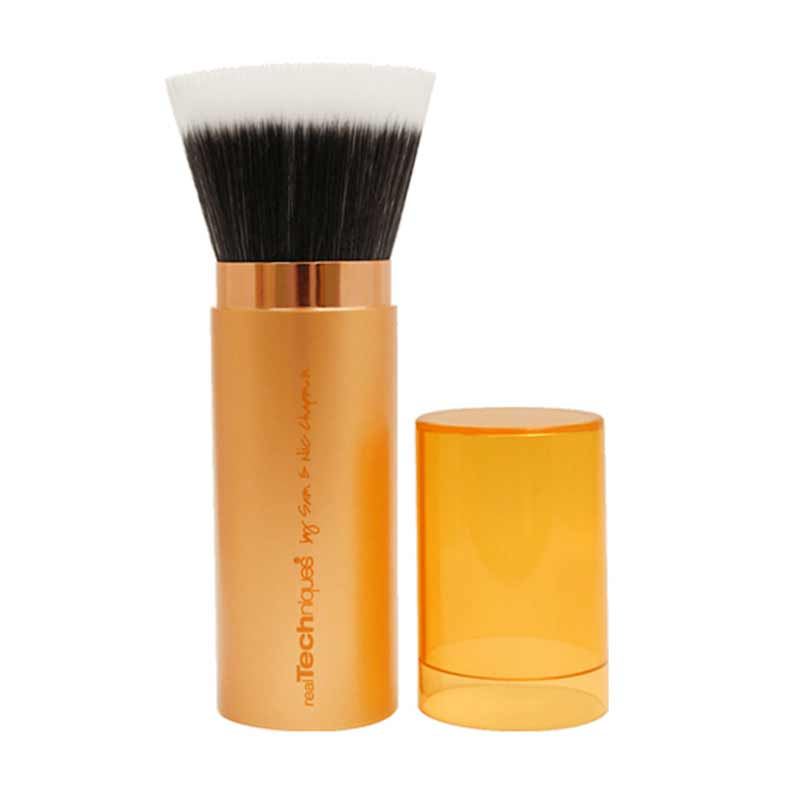 Real Techniques 1417 Retractable Bronzer Brush