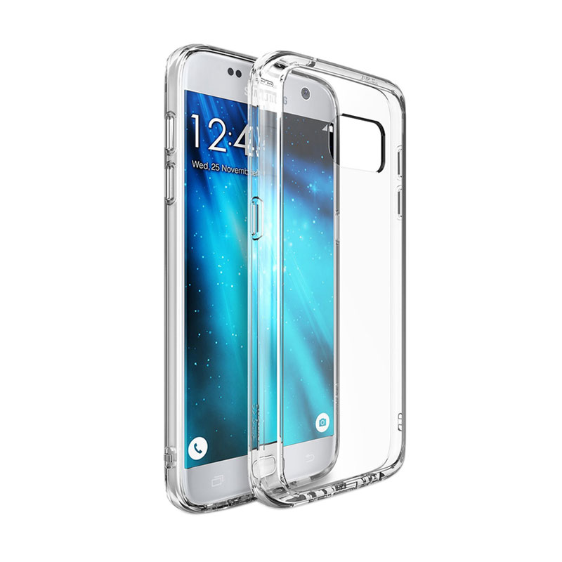 Rearth Ringke Fusion Casing for Galaxy S7 - Crystal View