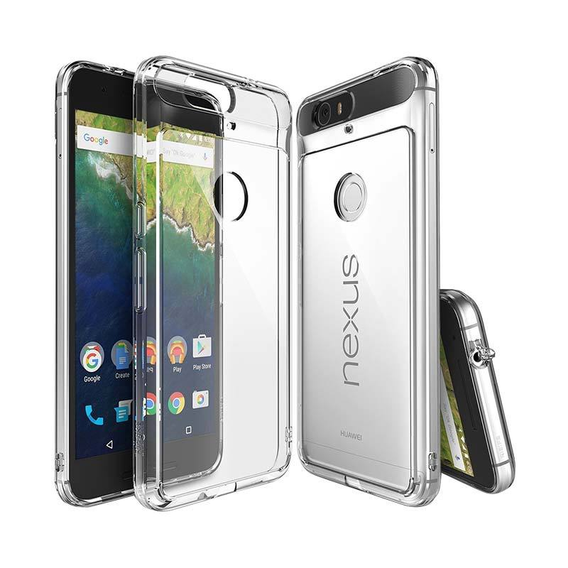 Rearth Ringke Fusion Crystal View Casing for Nexus 6P