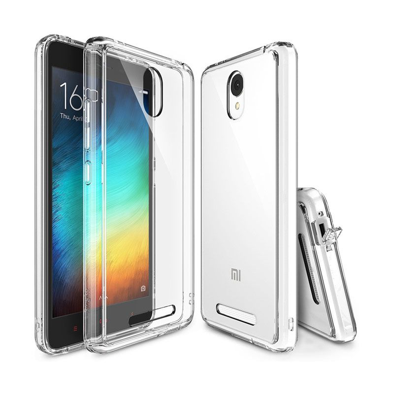 Rearth Ringke Fusion Crystal View Casing for Xiaomi Redmi Note 2