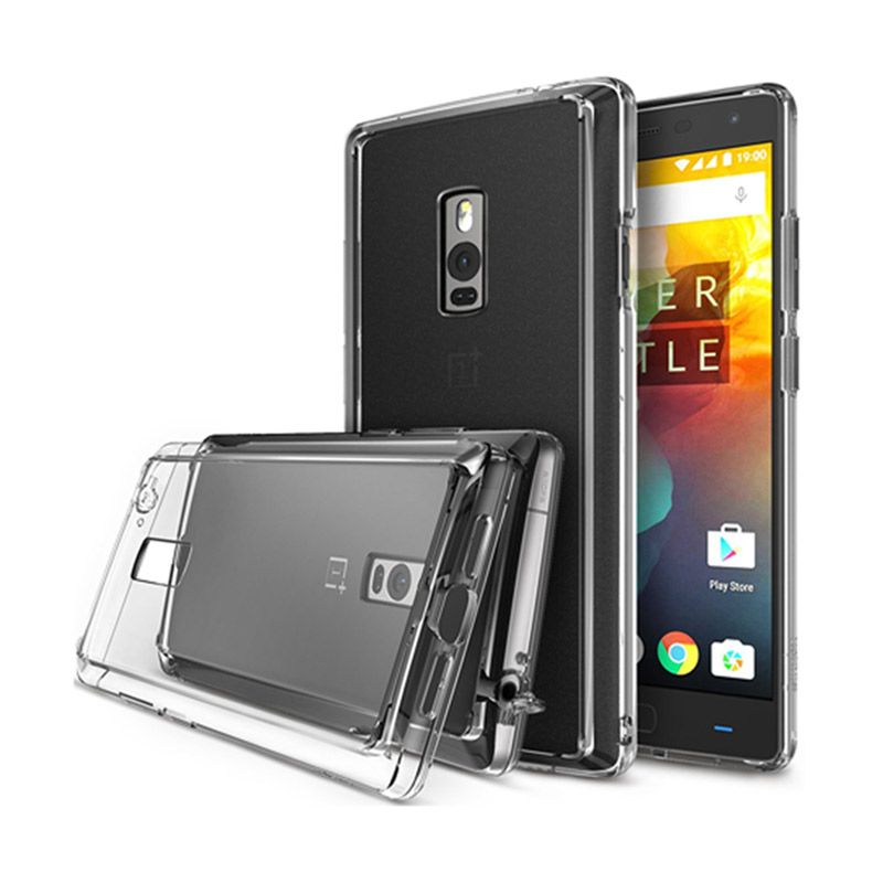 Rearth Ringke Fusion Crystal Clear Casing for One Plus Two