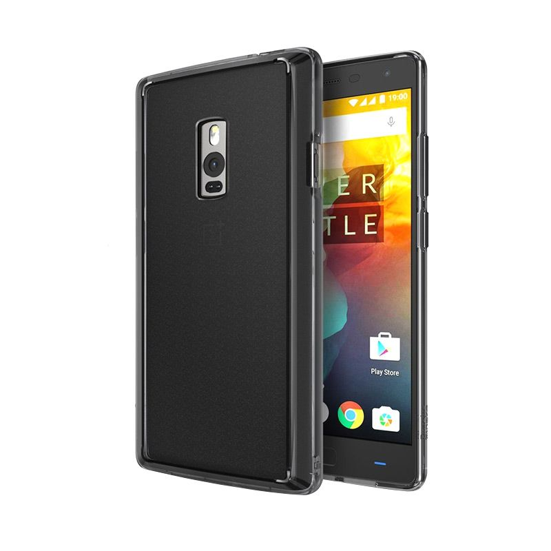 Rearth Ringke Fusion View Transparan Black Casing for OnePlus Two