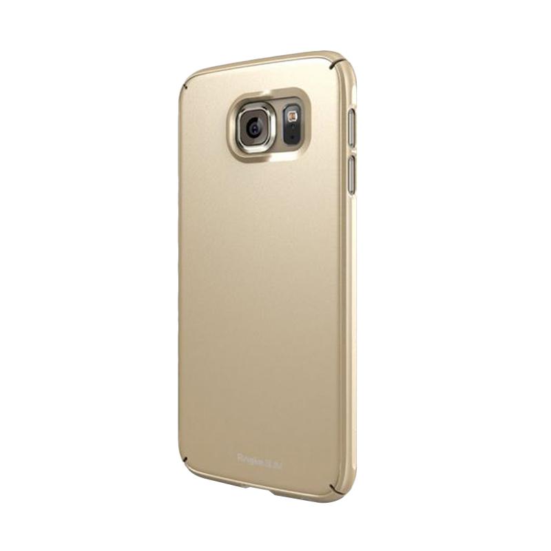 Rearth Ringke Slim Casing for Samsung Galaxy S7 - Royal Gold