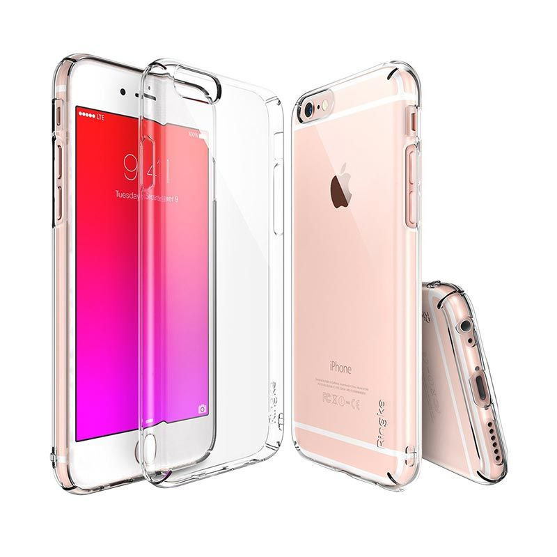 Rearth Ringke Slim Crystal Clear Casing for iPhone 6S Plus