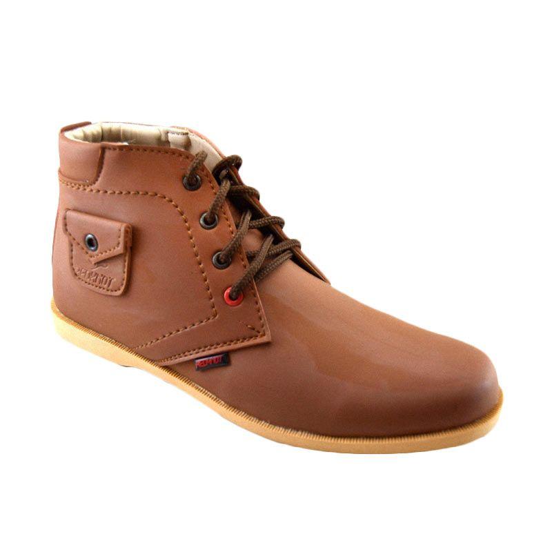 Sepatu Redknot Ananke 03 Tan