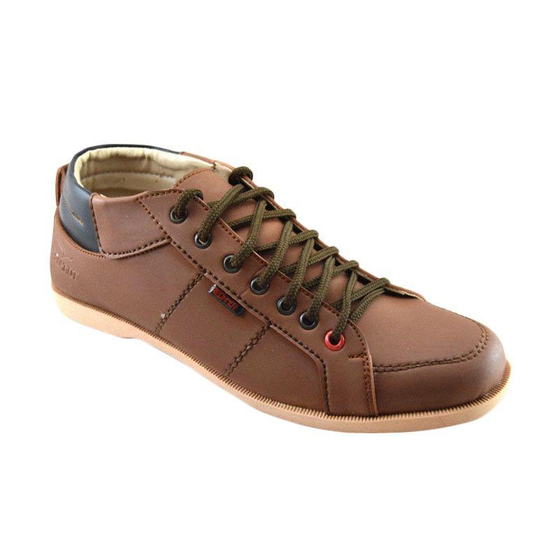Sepatu Redknot Clarity 02 Brown