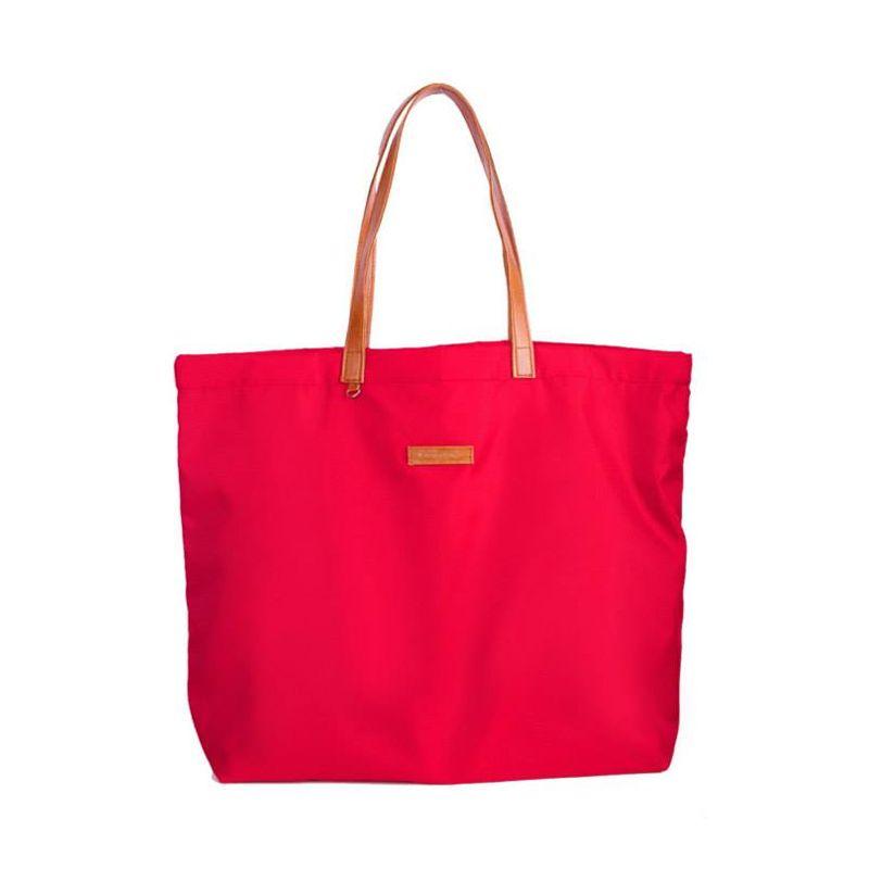 D'renbellony Red Tote Bag Tas Tangan