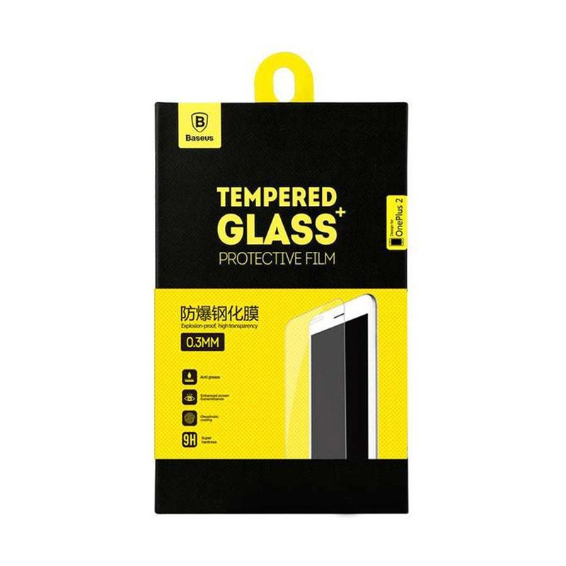 Baseus Ultra Thin Tempered Glass Skin Protector for ONEplus Two