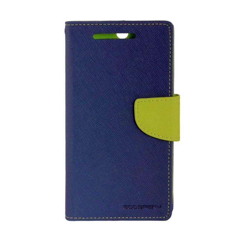 Mercury Diary Biru Casing for Xiaomi Mi Note