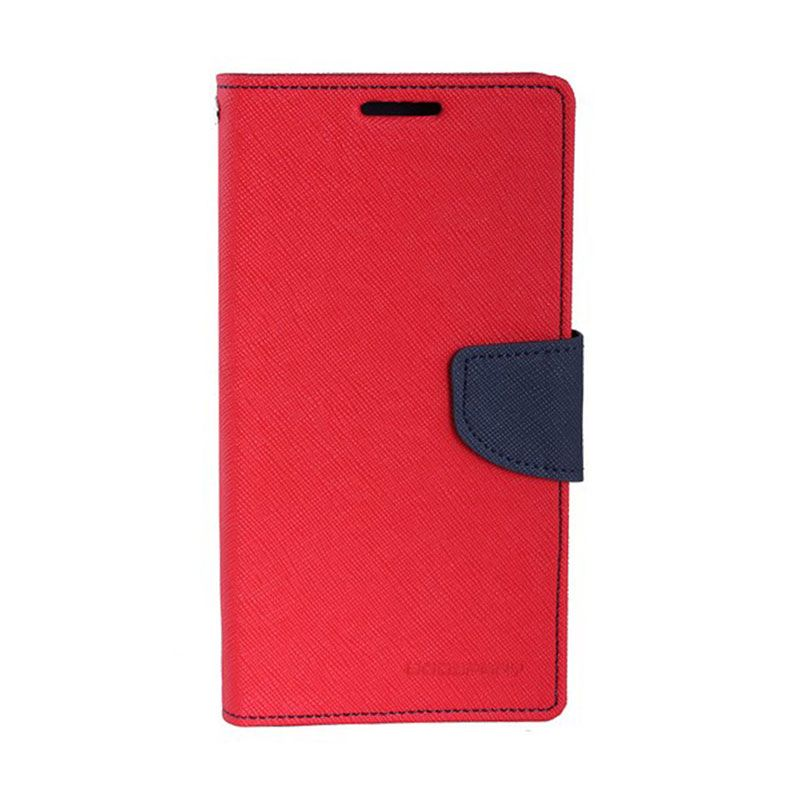 Mercury Diary Merah Casing for Xiaomi Mi Note