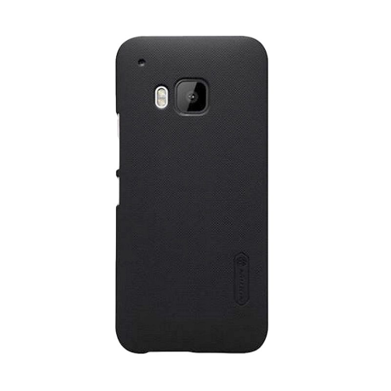Nillkin Frosted Shield Hitam Casing for HTC One M9