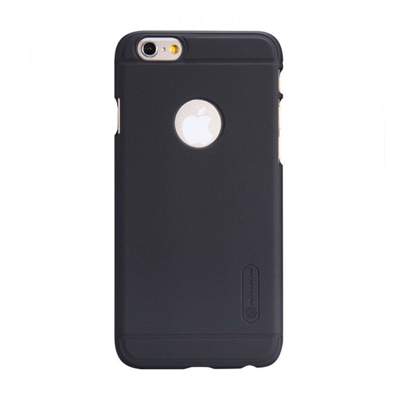 Nillkin Frosted Shield Hitam Casing for iPhone 6
