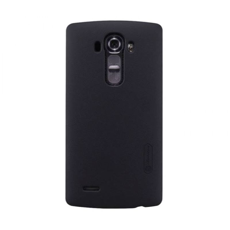 Nillkin Frosted Shield Hitam Casing for LG G4