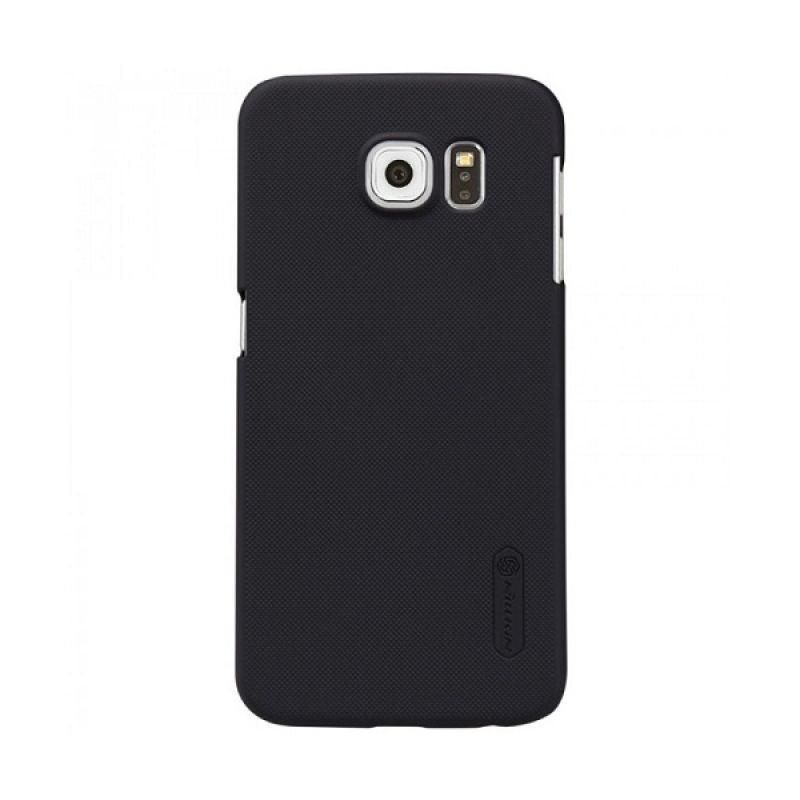 Nillkin Frosted Shield Hitam Casing for Samsung Galaxy S6