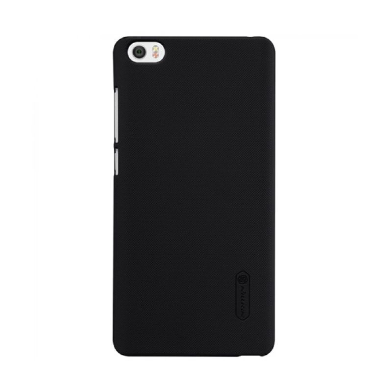 Nillkin Frosted Shield Hitam Casing for Xiaomi Mi note