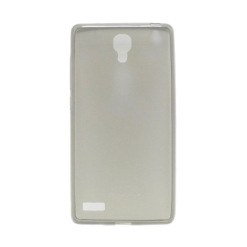 Ume Ultra Fit Air Hitam Casing for Xiaomi Redmi Note