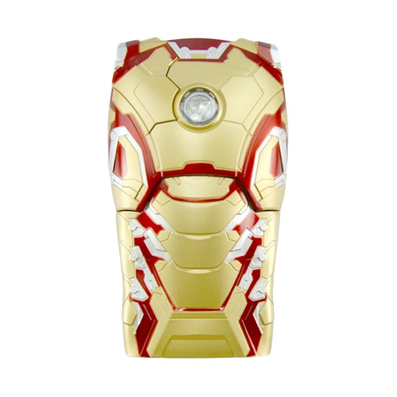 Iron man Mk42 Gold Hardcase Casing for iPhone 5 or 5s