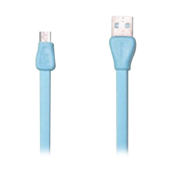Remax Martin Biru Micro USB Cable [1 m]