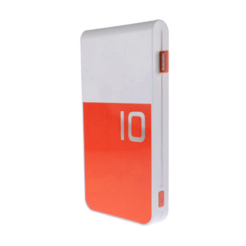 Remax Proda Colorful Red Powerbank Polymer [10000 mAh]