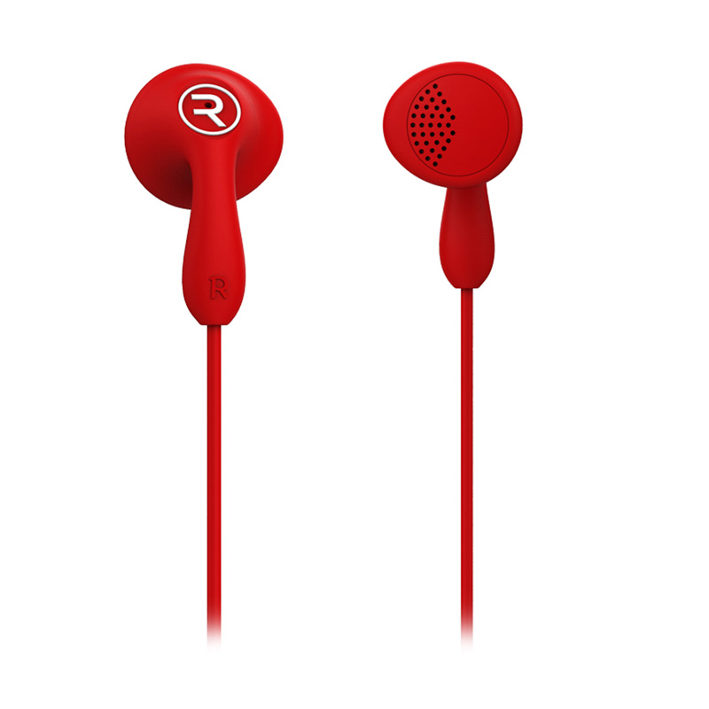 Remax RM 301 Series Candy Wired Headset - Red