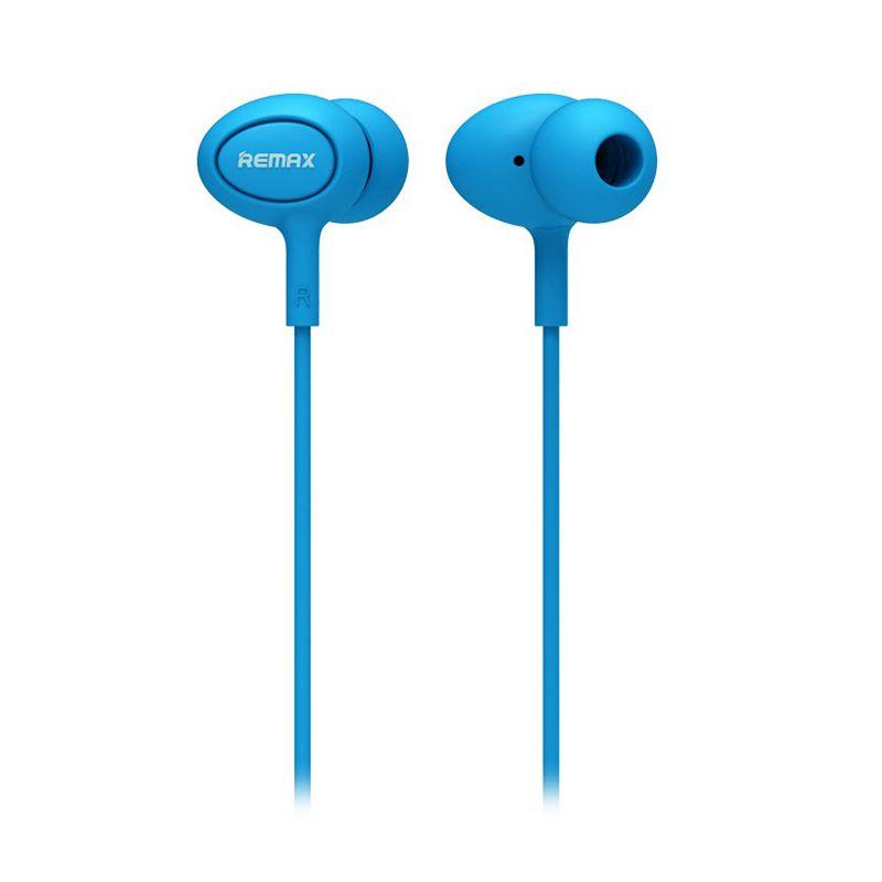 Remax RM 515 Stereo Universal Blue Earphone