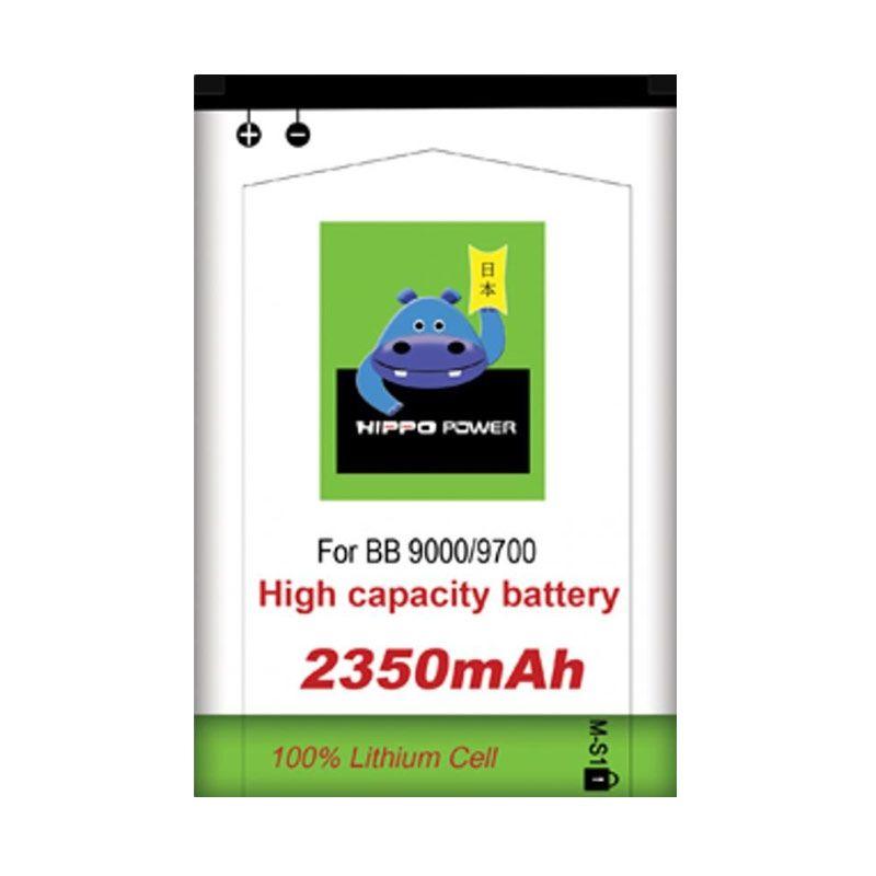 Hippo MS-1 Battery Batre Blackberry Bold Onyx 9000 9700 9780 [2350 mAh]