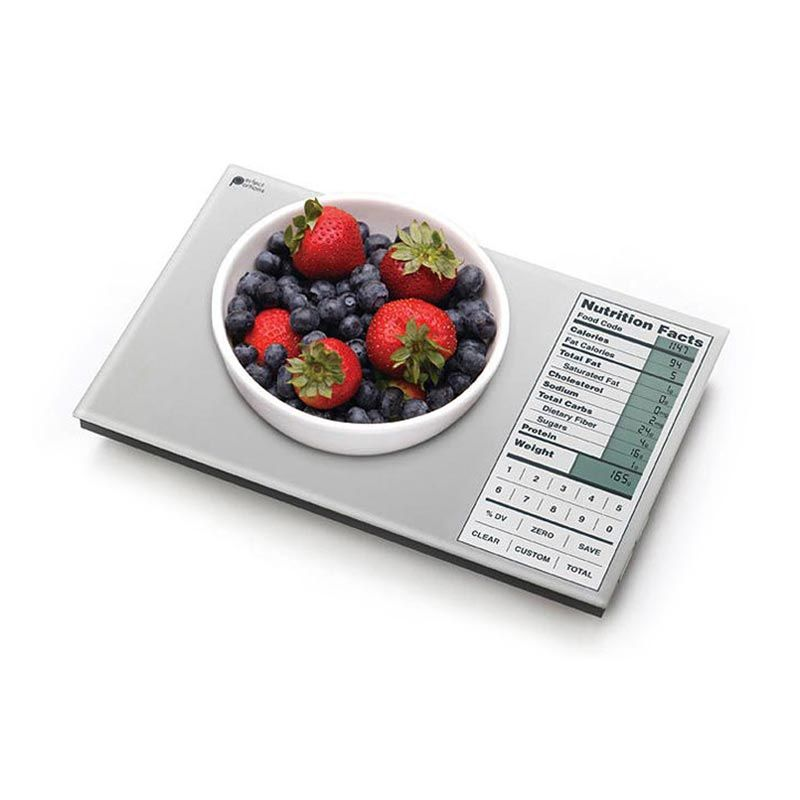 Restomart Perfect Portions Food Scale Silver