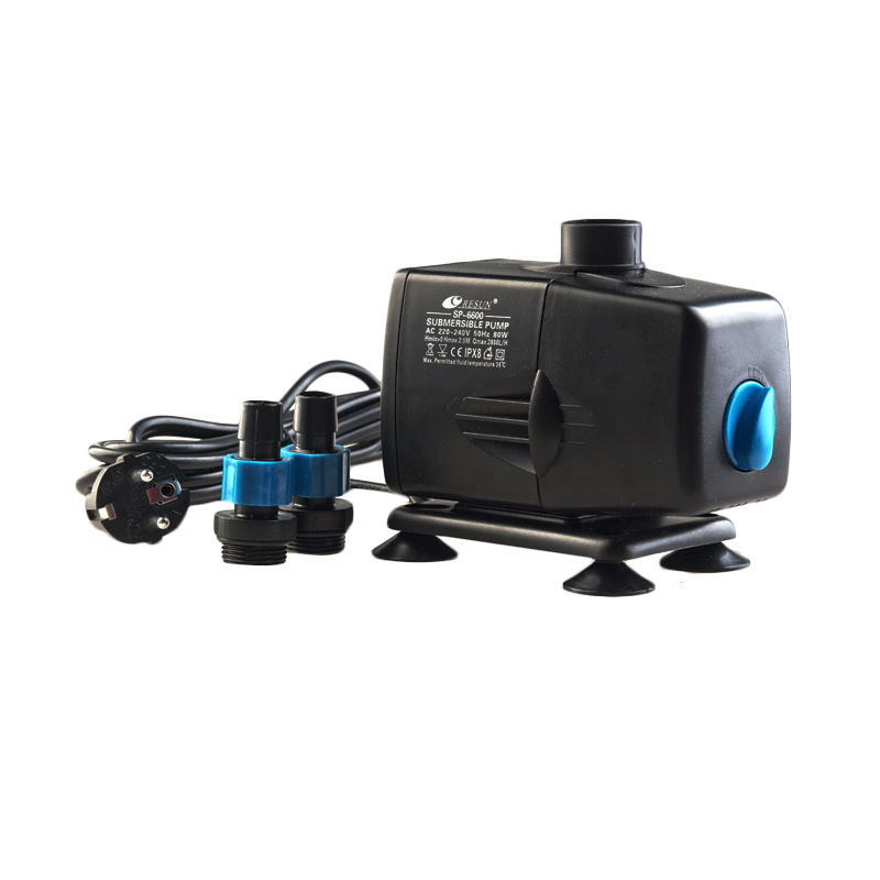 harga Resun SP-6600 Pompa Air Aquarium Blibli.com