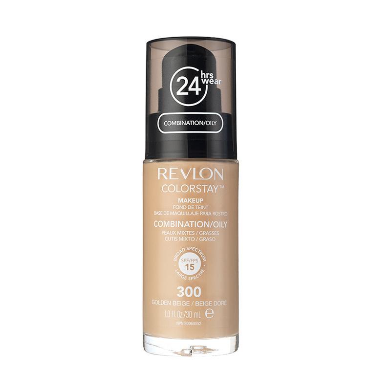 Revlon ColorStay Liquid For Combination-Oily Skin Foundation - Golden Beige [30 mL]