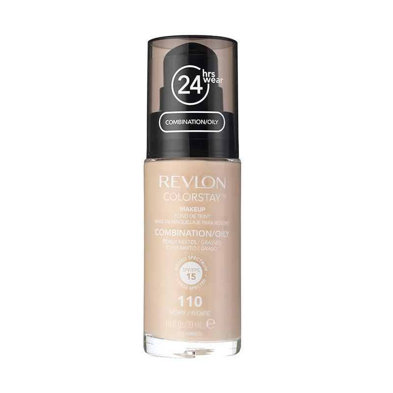 Revlon ColorStay Liquid For Combination-Oily Skin Foundation - Ivory [30 mL]