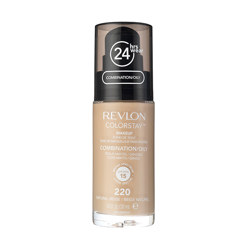 Revlon ColorStay Liquid For Combination-Oily Skin Foundation - Natural Beige [30 mL]