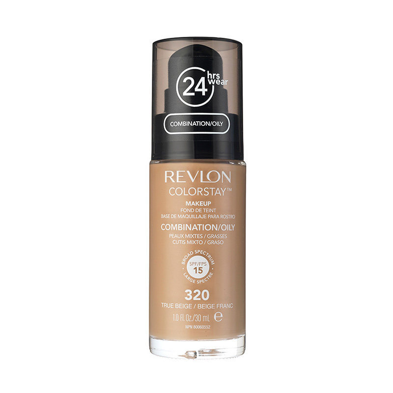 Revlon ColorStay Liquid For Combination-Oily Skin Foundation - True Beige [30 mL]