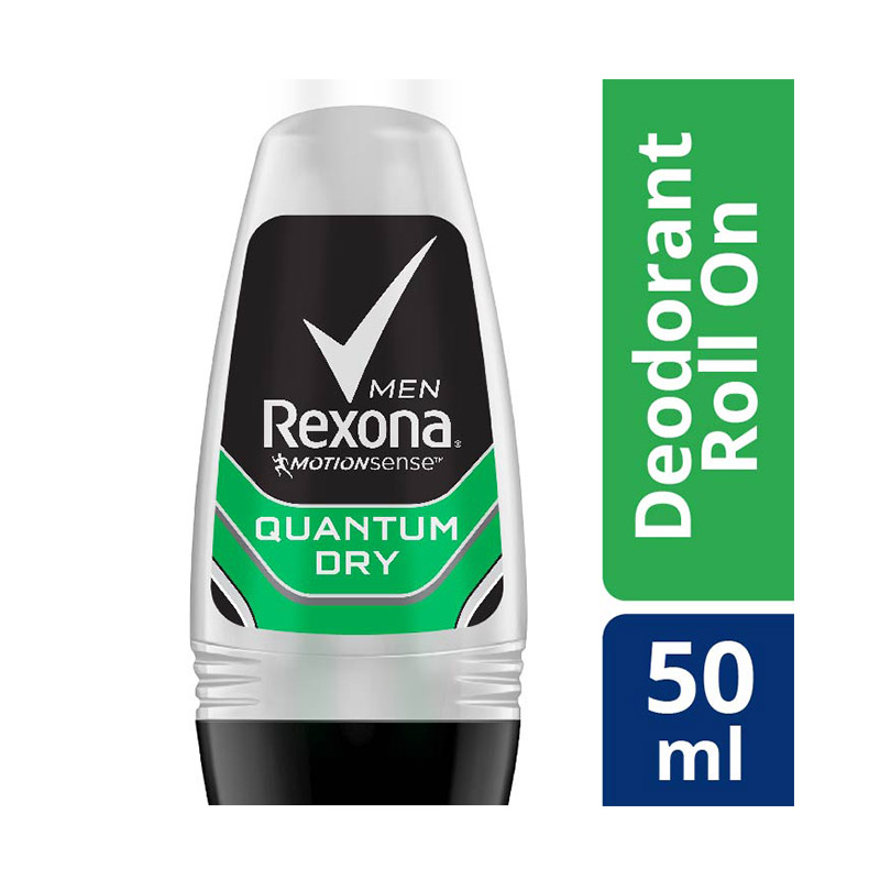 Rexona Men Quantum Roll On [50 mL/67010505]