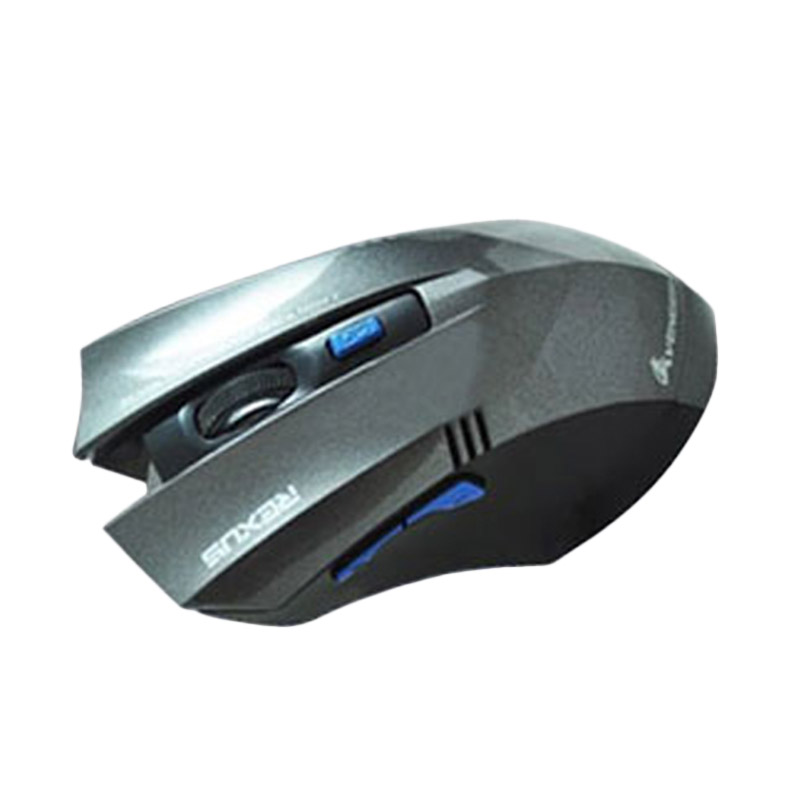 Tokobangbob Mouse Rexus Avenger RX-110 / Wireless Gaming Mouse