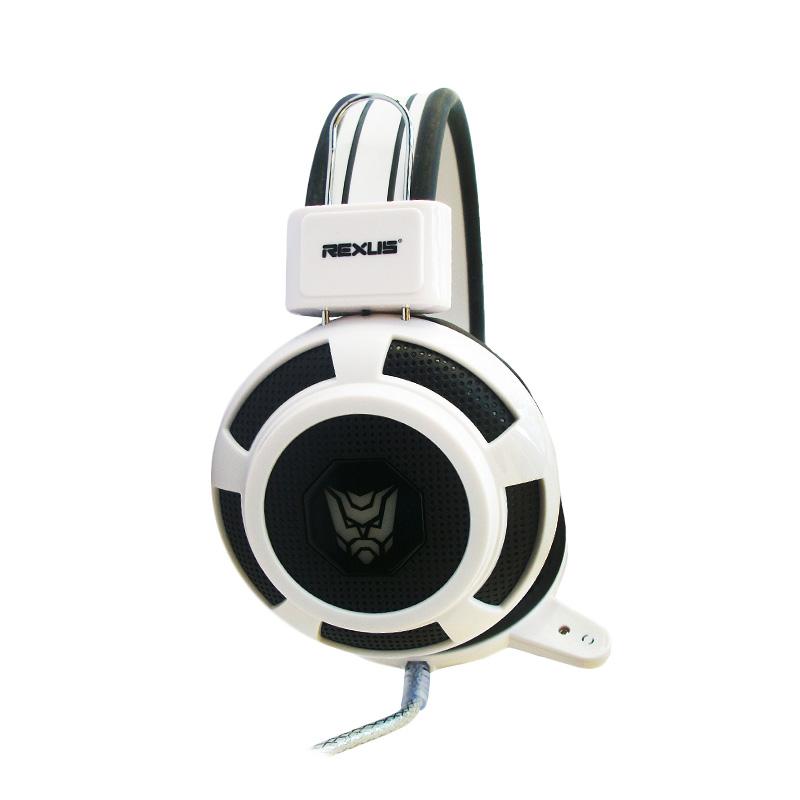 Rexus F15 Headphone Gaming Multimedia Plus Mic