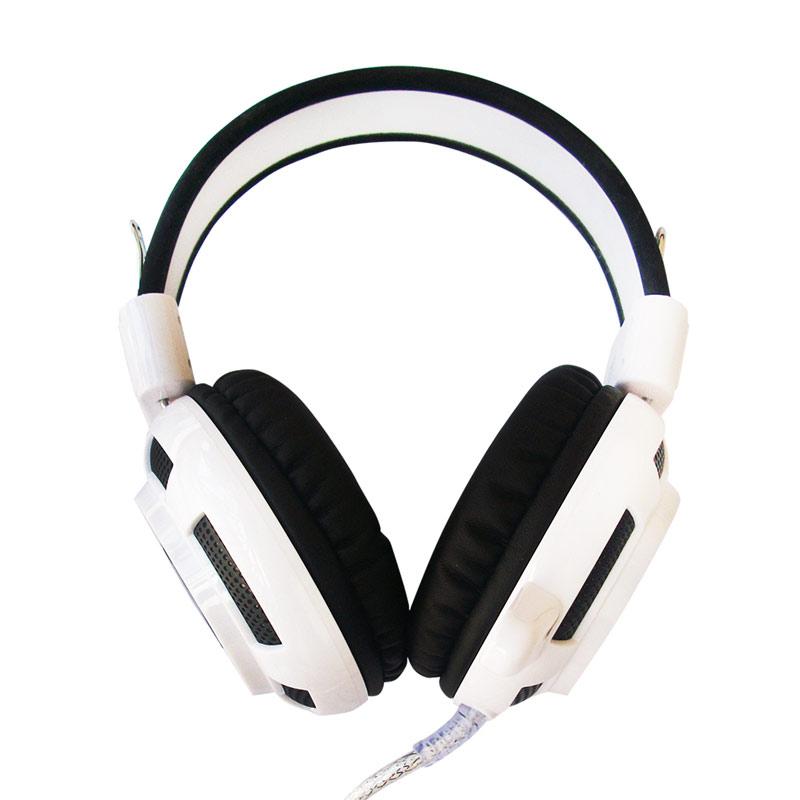 Rexus F15 White Pro Gaming Headset
