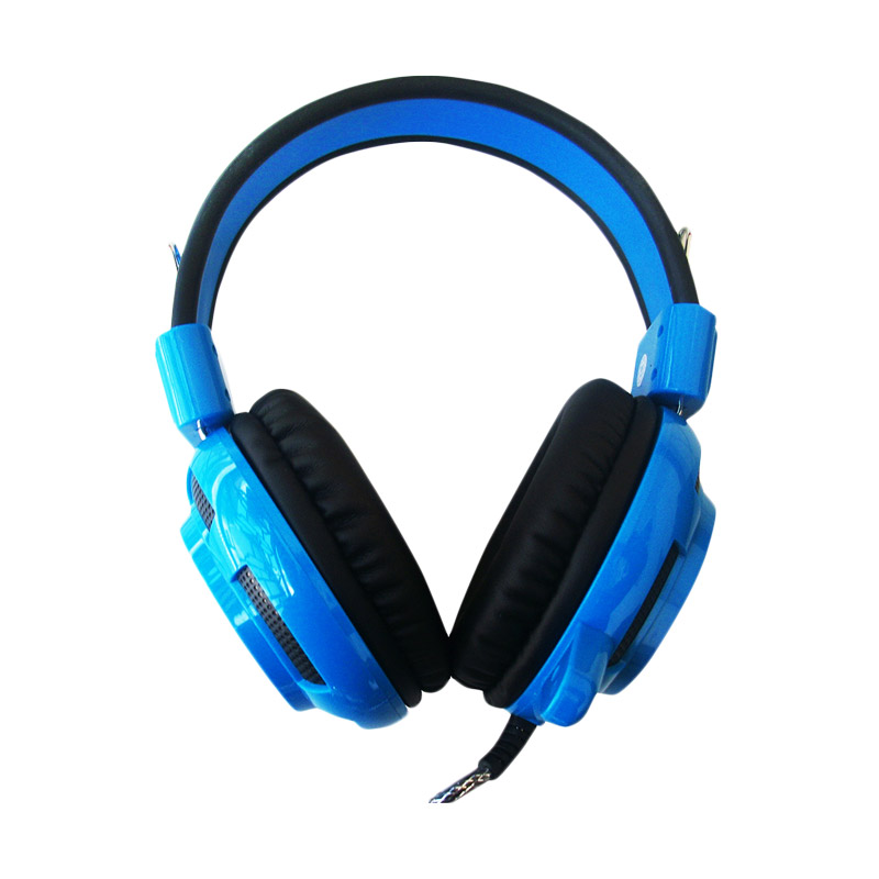 Rexus F15 Headphone Gaming Multimedia Plus Mic