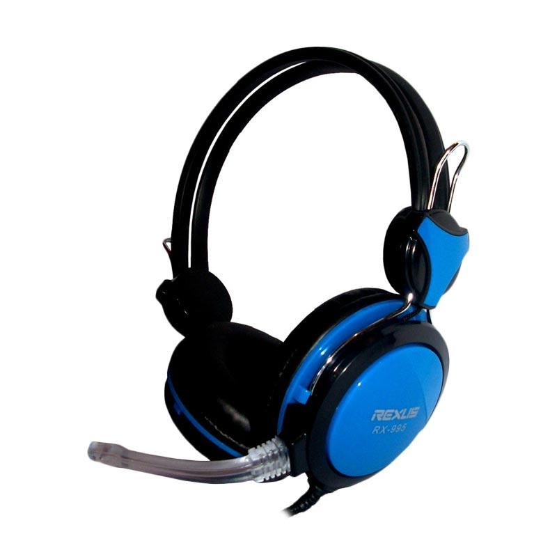 Rexus RX-995 Gaming Headset  - Biru