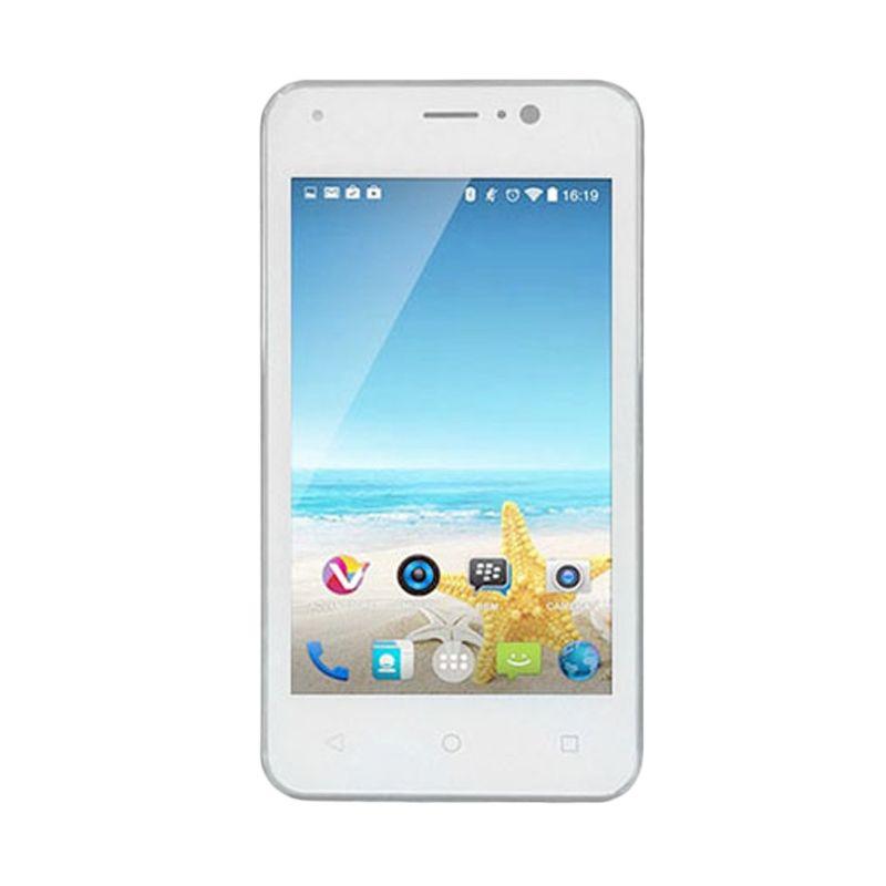 Advan Vandroid S4F Putih Smartphone