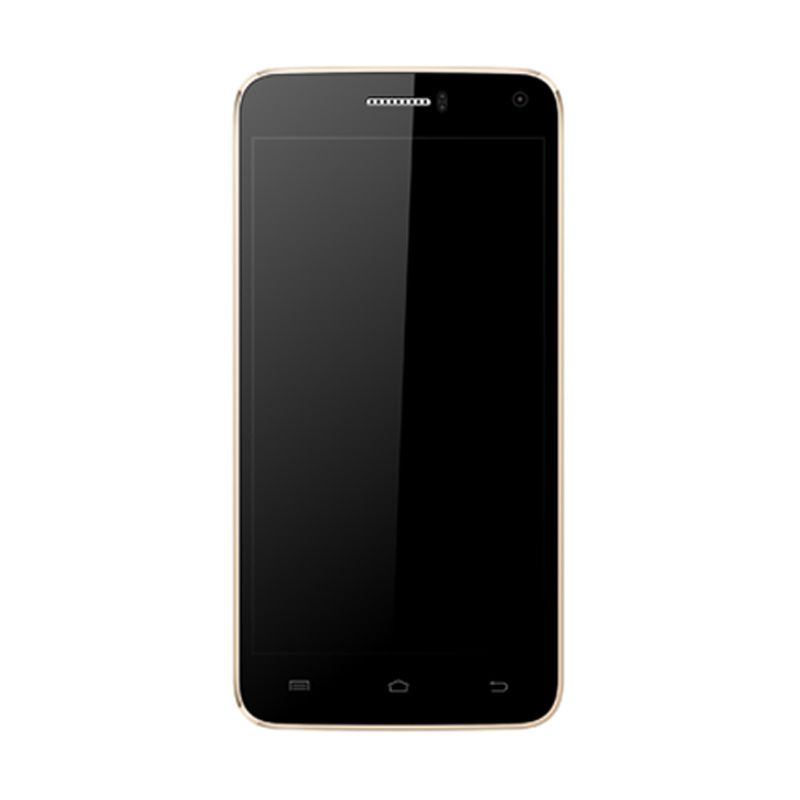 Advan Vandroid S5J Plus Gold Smartphone