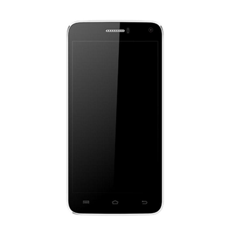 Advan Vandroid S5J Plus Silver Smartphone