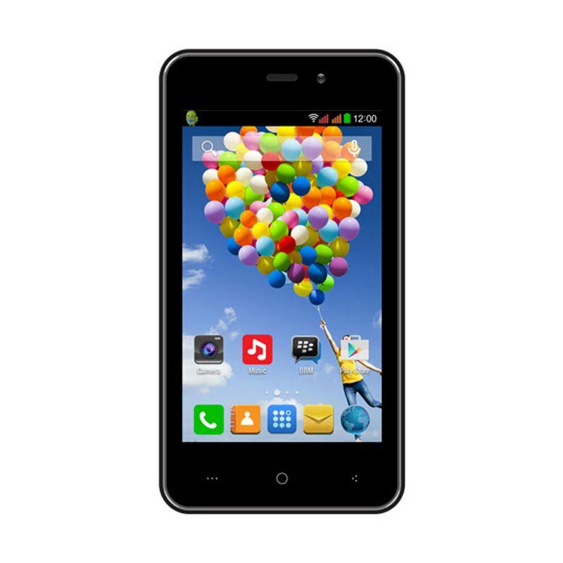 Evercoss A54 Jump Hitam Smartphone